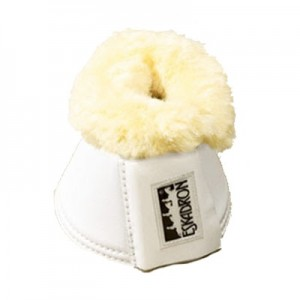 Eskadron Sheepskin Topped Over-reach Boots