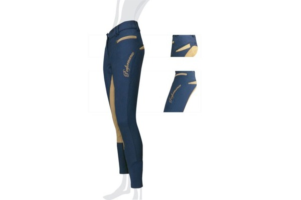 Microcotton Performance Breeches - Womens