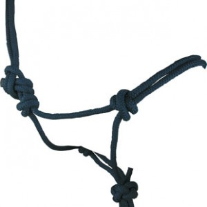 "Pp Rope Halter 3/8"" (10 mm) without Lead"