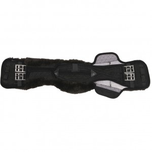 Sheepskin Cotton Girth with removable cover