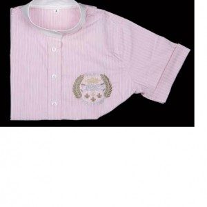 Zaldi Cotton Short Sleeved Ladies Competition Shirt