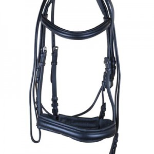 Zaldi Dressage Cavesson Bridle