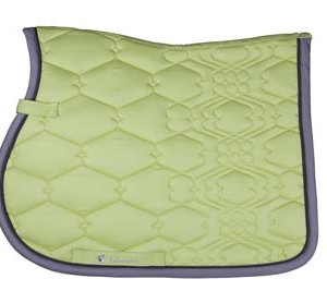 Quilted Saddlecloth