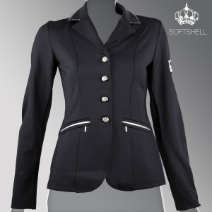 Rexine Ladies Soft-shell Competition Coat